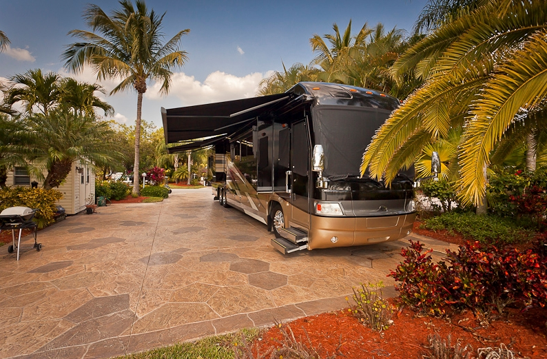 Florida rv parks good as it gets rv for Pelican motors fort myers florida