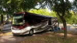 Maiden Voyage, our new ride! At 49er Frontier RV